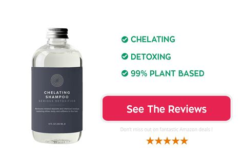 Hair Detox Shoo Reviews by Here S How A Chelating Shoo Out All The Filth
