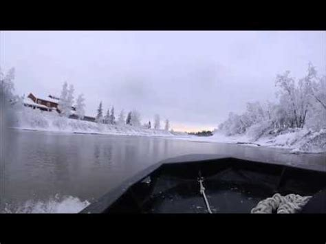 mini jet boat for sale alaska mini jet boat winter river running chena river alaska
