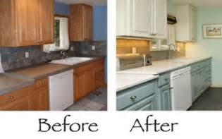 painting wood cabinets before and after painting kitchen cabinets ideas before and after home