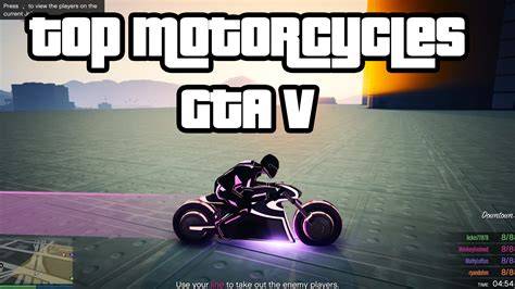 best gta top 3 best fastest motorcycles for racing gta v
