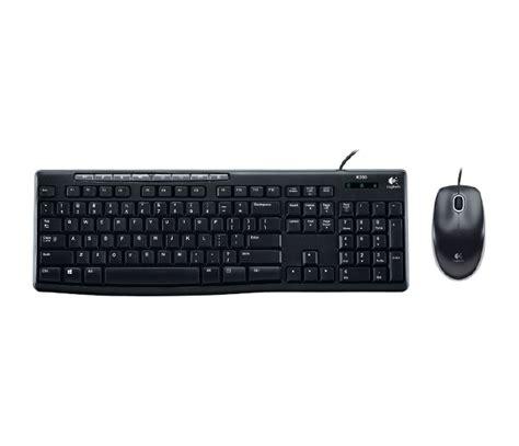 Keyboard Logitech Mk200 logitech media combo mk200 keyboard and mouse 920002714