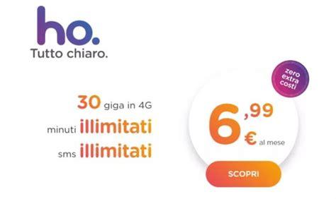 ho mobile vodafone tariffe in italia contro iliad
