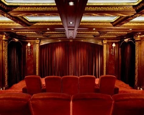 home theater curtain ideas 807 best images about ultimate home theater designs on