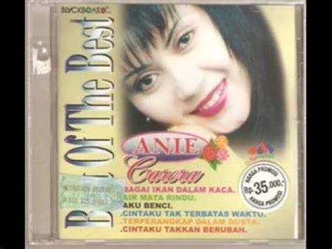 anie carera hatiku bagai emas permata album anie carera best of the best 1999