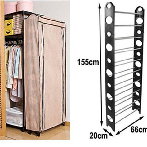 10 shelf shoe rack bcep2015 nl