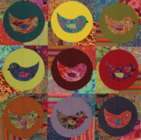Ballarat Patchwork - 17 best images about bird chicken quilt challenge on