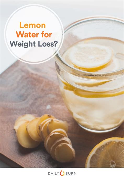 weight loss lemon water lemon water for weight loss experts weigh in