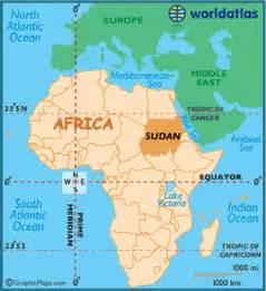 Sudan World Map by Sudan Map Geography Of Sudan Map Of Sudan Worldatlas Com