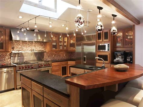 Unique Kitchen Lighting Home Design Kitchen Island Light Fixtures Ideas