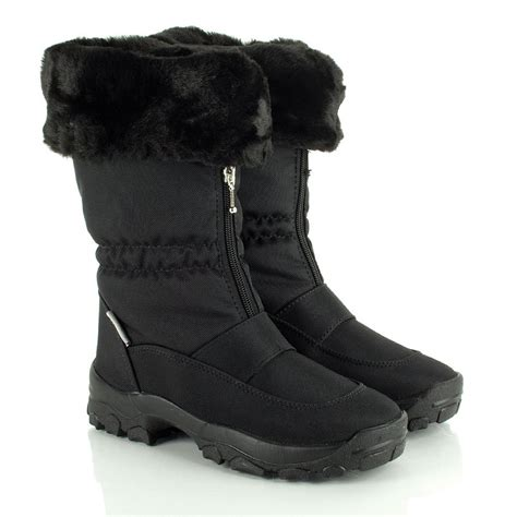 daniel daniel black nimal womens snow boot daniel from
