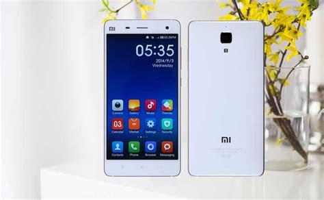 Merk Hp Xiaomi Mi4 harga spesifikasi hp xiaomi mi 4 haiwiki info