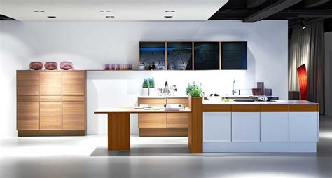 Kitchen Cabinet by Poggenpohl Showroom Herford Edition Front View