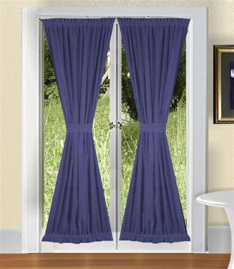 blue colour curtains solid royal blue colored french door curtain available in