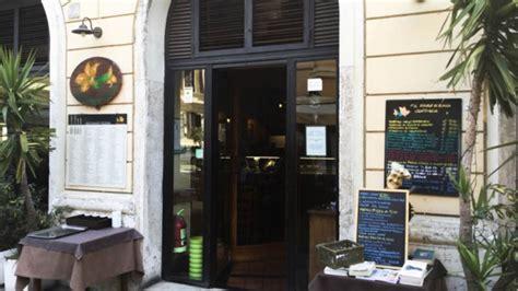 il fiore di zucca roma fiore di zucca a roma menu prezzi immagini recensioni