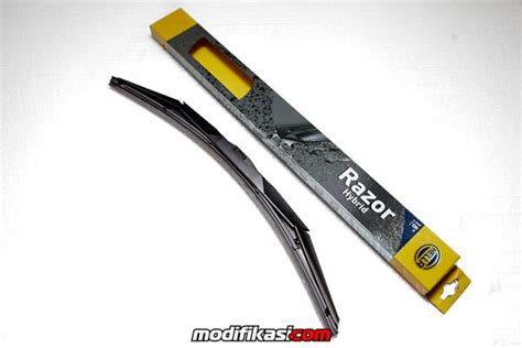 Wiper Kaca Mobil Rainok Hybrid Wiper Blade Bullsone 550mm bengkel sendiri wiper mobil aftermarket terbaik