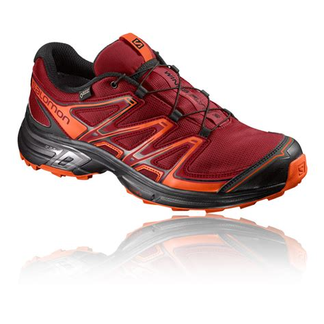 running shoes with wings salomon wings flyte 2 tex trail running shoes ss17