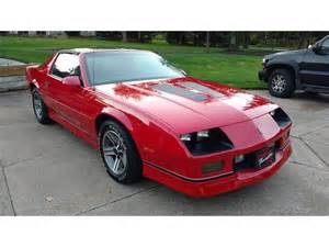 classic chevrolet camaro iroc z for sale on classiccars