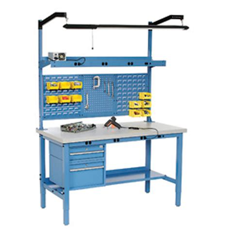 manufacturing work benches open leg work benches adjustable height at