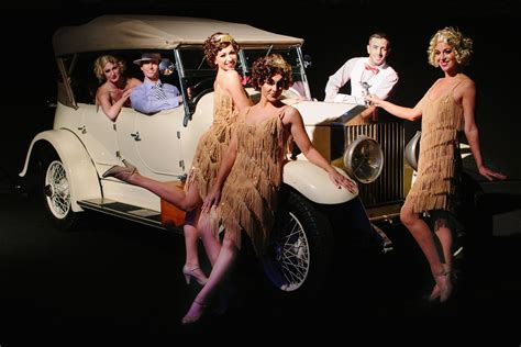 1920s themed party entertainment big foot events entertainment1920 s themed night