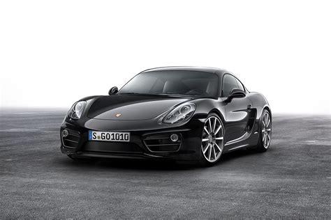 Porsche Co Uk by Porsche Unveils Roll Out 163 46k Cayman Black Edition Auto