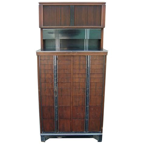 deco apothecary dental cabinet for sale at 1stdibs