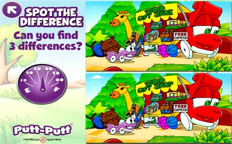 putt putt fun house amazon com putt putt s fun house appstore for android
