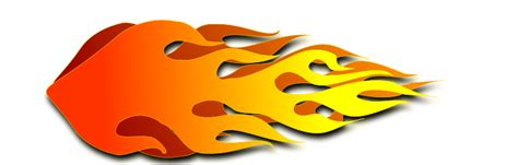 Cool Hoses flame fire clipart 6 image 6980