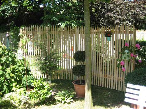 Gartenzaun Befestigung