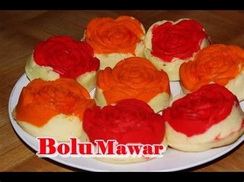 membuat kue bolu anti gagal cara mudah membuat bolu mawar cantik enak lembut dan