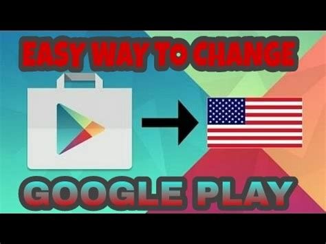 Where To Change Play Store Country How To Change Your Play Store Country