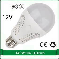 led light 12v 12 volt dc led bulbs 3w 7w 10w 12 volt bulb solar panel