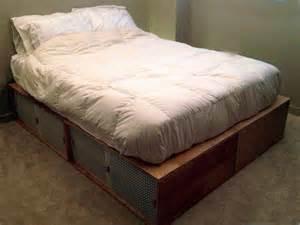 Make Your Own Bed Frame Make Your Own Platform Bed Frame Studio Design