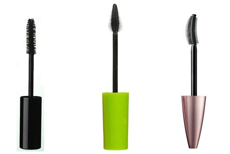 different styles with wand the different types of mascara wands explained so sue me