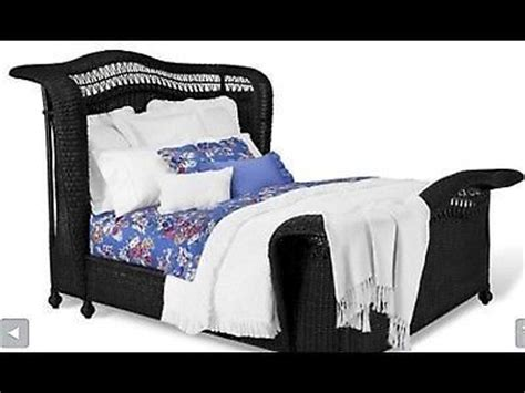 ralph lauren conservatory bedding ralph home furniture conservatory garden king wicker carriage sleigh bed decor
