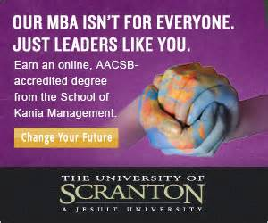 Of Scranton Mba by Go Global With The Of Scranton Mba