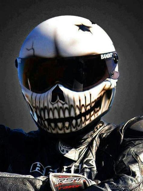 Awesome Motorcycle Helmet Cool Photos Pinterest