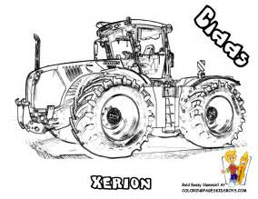 tractor coloring page brawny tractor coloring pictures free tractor pictures