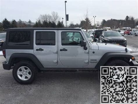 Clifton Park Jeep 2013 Jeep Wrangler Unlimited Sport For Sale In Clifton Park Ny