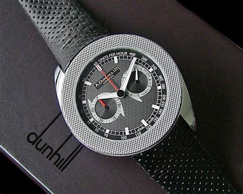 alfred dunhill watches