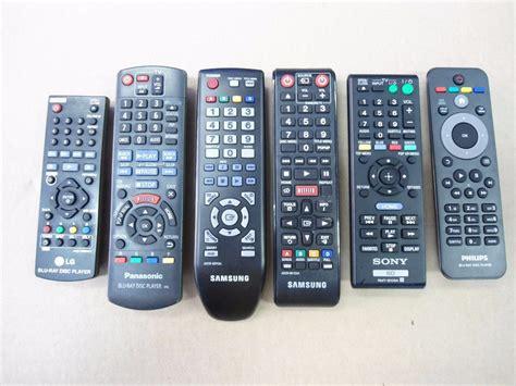 control remoto tv led dvd blueray equipos originales