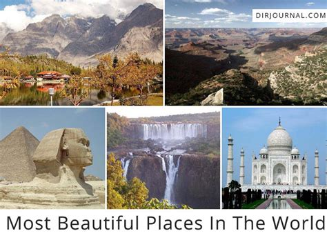 most beautiful countries in the world most beautiful places in the world