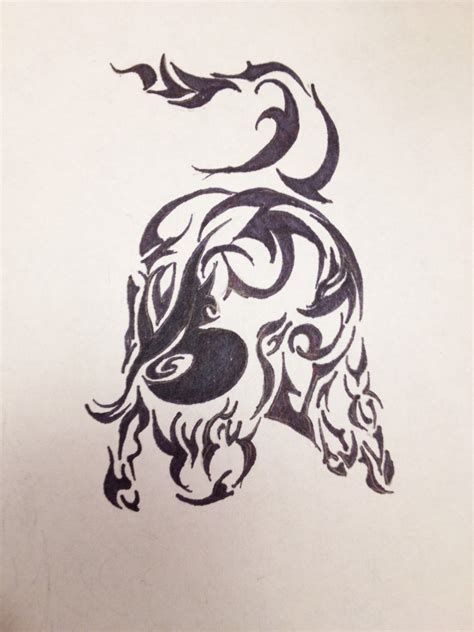 tribal bull tattoo lamborghini bull www imgkid the image kid