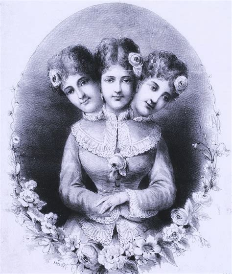 three headed vintage three headed by hauntingvisionsstock on deviantart