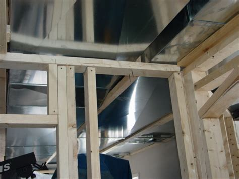 how to install ductwork in basement cold air return for finished basement