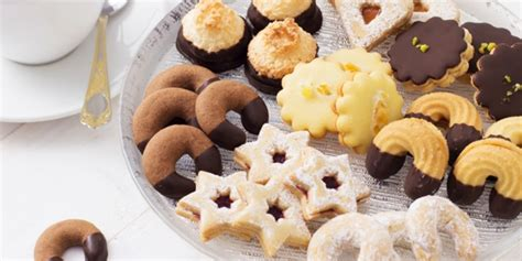 Kue Kering Cokelat Semprit Cokelat resep lebaran kue semprit lapis cokelat katalog kuliner
