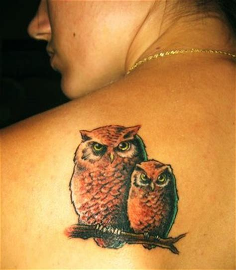 baby owl tattoo design owl tattoos characters tattoos