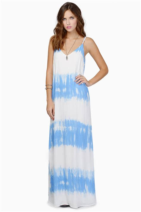 light blue maxi dress cute white light blue maxi dress cross back dress 11 00