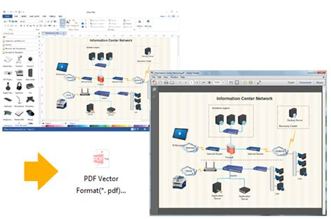 network diagram creator create network diagram for pdf