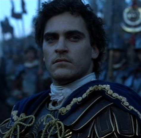 gladiator film hero name villain spotlight commodus aurelius quot the brotherhood of