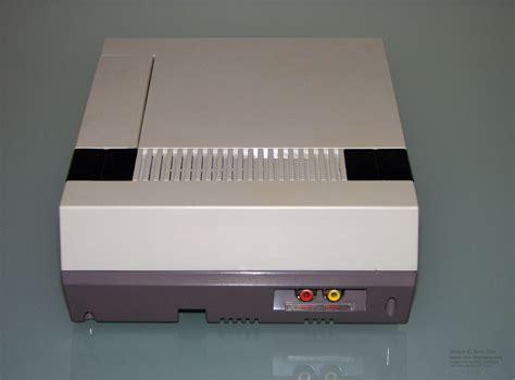 nes console nintendo entertainment system nes famicom console